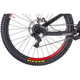 "NS Bikes Fuzz 1 29"" black/red"